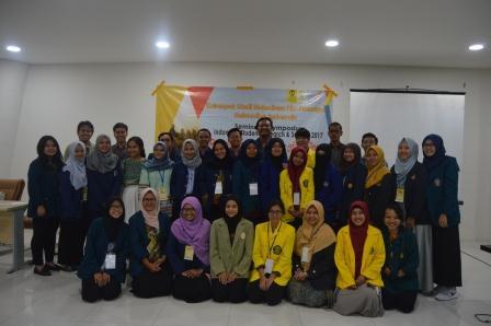 Para peserta NPC ISRS 2017